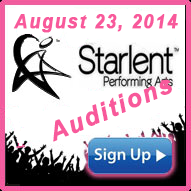 Starlent Auditions 8/23/2014 2014